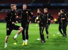 «Арсенал» достойно сыграет против «Боруссии»