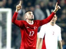 Бурак Йилмаз забил пять голов в текущем отборочном турнире