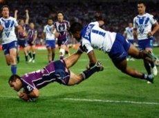 Финальные матчи Национальной регбийной лиги и Австралийской футбольной лиги вызывают всплеск рекламной активности букмекеров