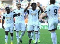 Победа «Суонси» в родных стенах над «Сандерлендом» стала первой за девять матчей