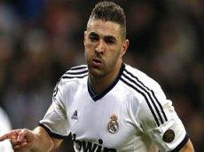 Карим Бензема забил в четырех из предыдущих пяти встреч против «Малаги» в чемпионате страны