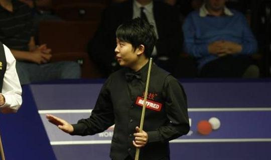 Аньда Чжан выиграет матч с талантливым самоучкой из Таиланда