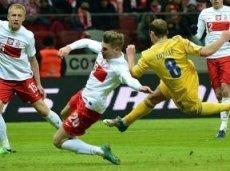 Голы в матче Украина - Польша будут