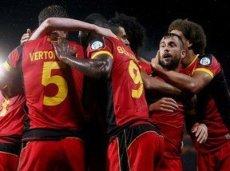 Бельгия добудет очко и выйдет на ЧМ-2014