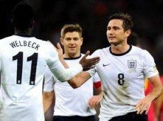 Англия не упустит возможности пройти на ЧМ-2014