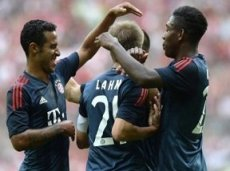 «Бавария» выиграла в последних шести матчах Лиги чемпионов