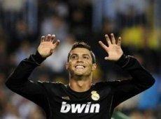 Криштиану Роналду забил 26 голов в 21 игре в рамках Лиги чемпионов