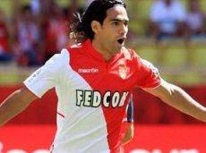 Фалькао не может забить на протяжении двух матчей за «Монако»