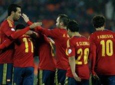 Сборная Испании обязана и в полсилы обыгрывать белорусов