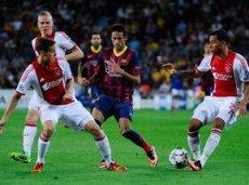 «Барселона» снова разберется с «Аяксом»