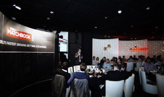На мероприятии выступили топ-менеджеры MatchBook