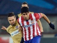 «Атлетико» вновь без труда обыграет «Аустрию»
