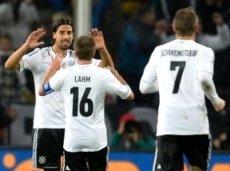Германия забила впечатляющее количество голов в квалификационных матчах