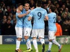 «Манчестер Сити» непобедим у себя дома