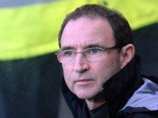 Мартин О'Нил добудет первую победу во главе ирландцев