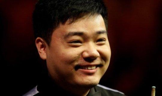 Дин Джуньху – один из трех претендентов на трофей с наибольшими шансами