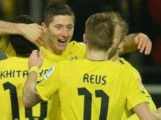 «Боруссия» справится с «Арсеналом»