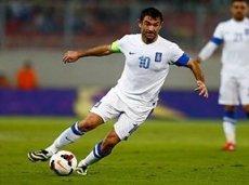 Греция выиграла в трех из последних восьми матчей против Румынии