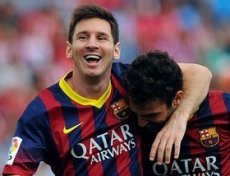 «Милан» ощутит на себе силу атаки Месси