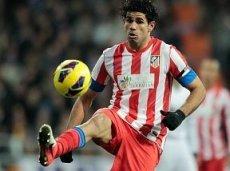 Диего Коста догонит Роналду в списке бомбардиров