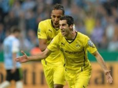 Дортмундцы прервут беспроигрышную серию «Штутгарта»