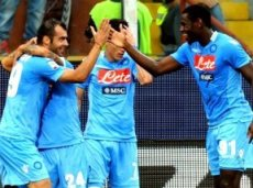 После игры с «Марселем» футболисты из Неаполя поднимутся в турнирной таблице