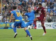 В прошлом году «Ростов» проиграл «Рубину» со счётом 0:4