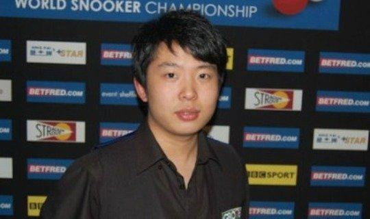 Аньда Чжан выиграет свой матч