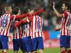 Блестящий «Атлетико» слишком силен для «Валенсии»