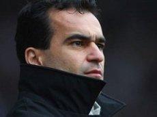 Тренер гостей Роберто Мартинес начинал свою тренерскую карьеру в «Суонси»