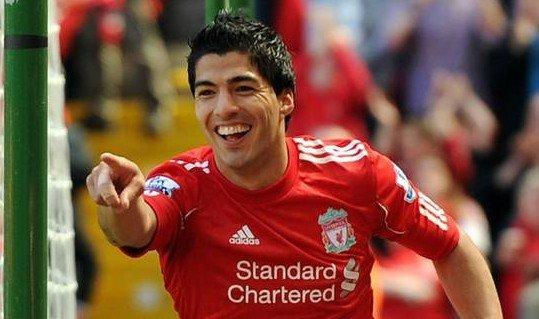 Суарес забил 17 мячей в 11 матчах Премьер-лиги