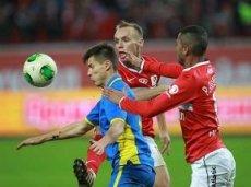 «Ростов» может выиграть у «Спартака»