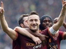 «Рома» сыграла «всухую» в 12 матчах нынешнего чемпионата страны