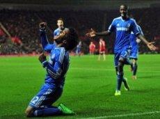 В четырех из последних пяти матчей «Челси» не пропускал
