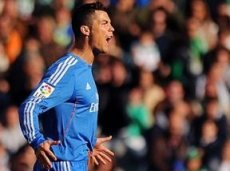 Роналду захочет отличиться в матче перед болельщиками «Реала»