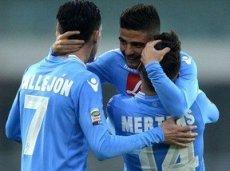 «Наполи» выйдет в 1/4 финала Кубка Италии