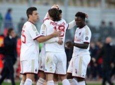 «Милану» не одолеть «Торино»