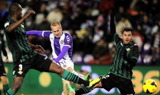 «Реал Бетис» наконец-то выиграет матч чемпионата