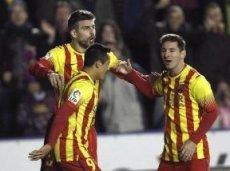 «Барселона» не забьет больше двойки голов