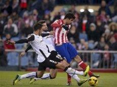 «Атлетико» выиграет у «Валенсии»