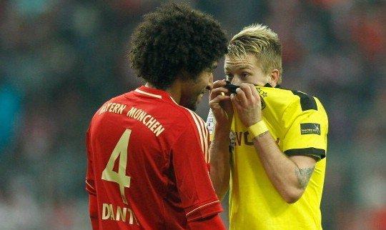 """""""Бавария"""" и Дортмунд не оправдывают прогнозы букмекеров в этом сезоне"""