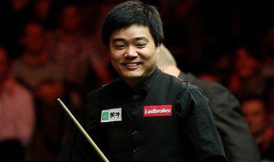 Дин Джуньху выиграет с разницей в 2 фрейма или больше