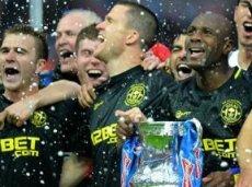«Уиган» в прошлом сезоне выиграл Кубок Англии