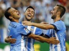 «Малага» забивала в первом тайме всего в двух из последних восьми матчей