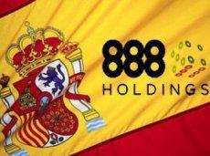 888 Holdings собирается открыть прием онлайн-ставок на спорт до начала ЧМ