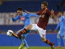 Ранее в Серии А команда Бенитеса в гостях у «Ромы» уступила со счетом 2:0