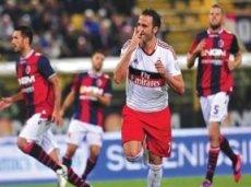 Ожившая «Болонья» отметится хотя бы одним голом на поле«Милана»