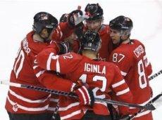 Канадцы одержат победу