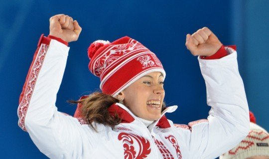 По мнению Александра Тихонова, Ольга Вилухина должна быть с медалью по итогам гонки преследования