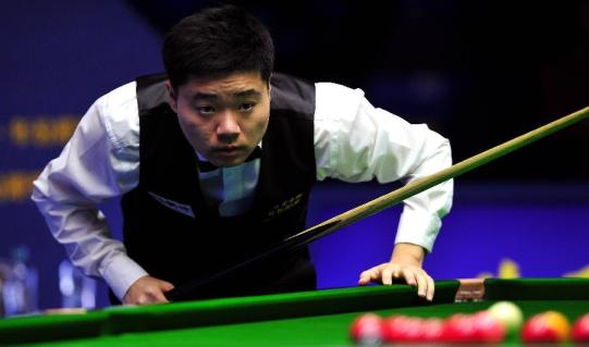 Дин Джуньху выиграет турнир